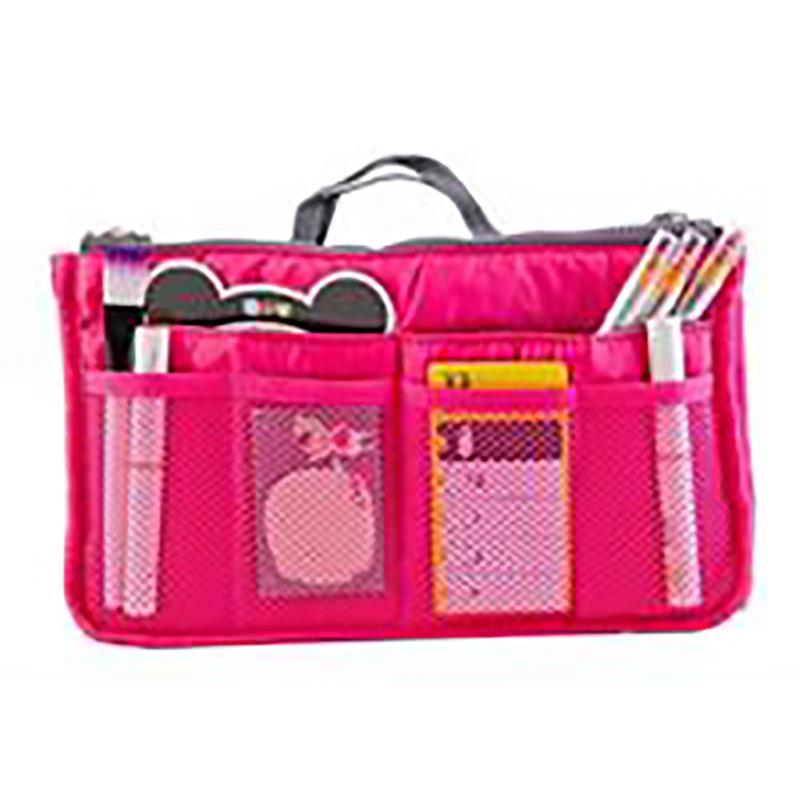 Handy Dandy Hot Pink Carry All Bag