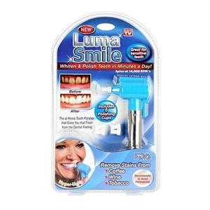 Luma Smile Power Teeth Polish Whitener-Remove Stains