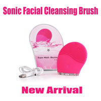 #1 Top Seller Sonic Facial Cleansing Brush