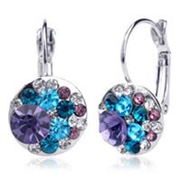 Beautiful Crystal Earrings