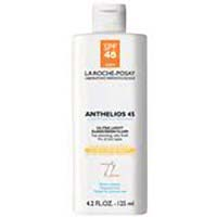 La Roche-Posay Anthelios 45 Ultra Light Sunscreen Fluid For Face (1.7 oz)