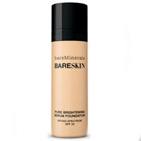 bareMinerals BareSkin Pure Brightening Serum Foundation Bare Linen
