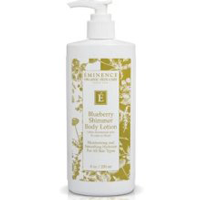 Eminence Blueberry Shimmer Body Lotion 8 oz