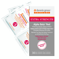 Dr Dennis Gross Extra Strength Alpa Beta Daily Face Peel-2 Steps (30 Packettes)