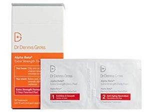 Dr Dennis Gross Alpha Beta Extra Strength Daily Face Peel (30 Packs)
