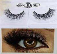 3D Mink Gorgeous Eyelashes