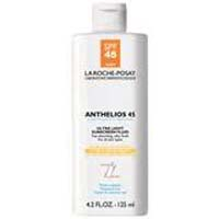 La Roche-Posay Anthelios 45 Ultra Light Sunscreen Fluid For The Body (4.2 oz)