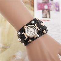 Stylish Women Cuff Watch Comes In 8 Colors