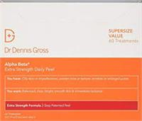 Dr Dennis Gross Alpha Beta Extra Strength Daily Face Peel (60 Packs)