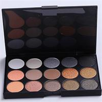 Eyeshadow Makeup Palette 15 Colors Shimmer