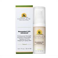 COMPLETE Skin Solutions Resveratrol 1.5% Advanced Strength (1 oz)