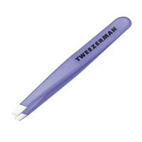 Tweezerman Mini Slant Tweezer-Lovely Lavender